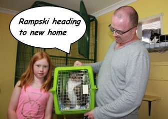 Rampski Adopted