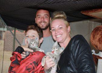 Mason and Mietta Adopted