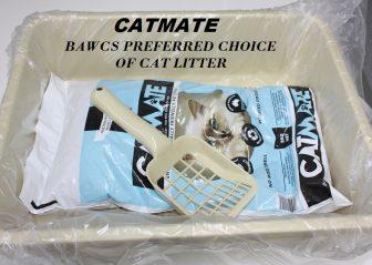 Catmate tray